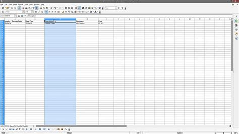 tax spreadsheet for small business and business income expense