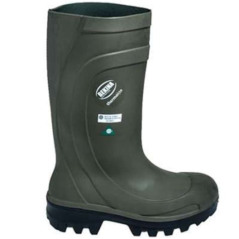 viking boots s steel toe thermolite chemical