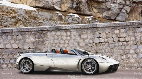 2018 pagani huayra roadster picture 397559 car review