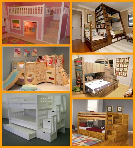 8 beautiful bunk bed ideas and whimsical bunk bed ideas photo gallery
