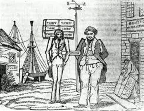 sectionalism slavery nullification crisis sectionalism