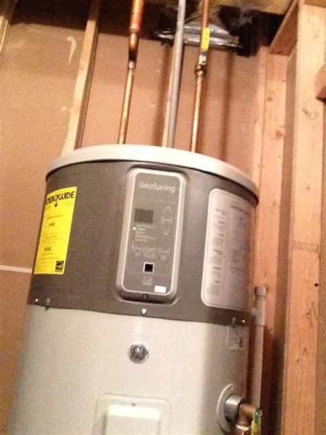 Daalderop Electric Water Heater hybrid electric water heater energy efficient water heater