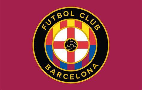fc barcelona logo weneedfun