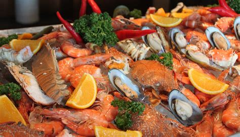 marvelous bbq seafood buffet intercontinental pattaya resort