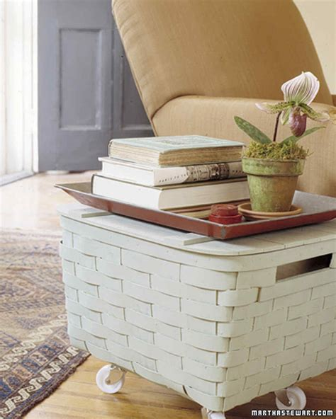 repurposing furniture repurposed furniture and decor martha stewart