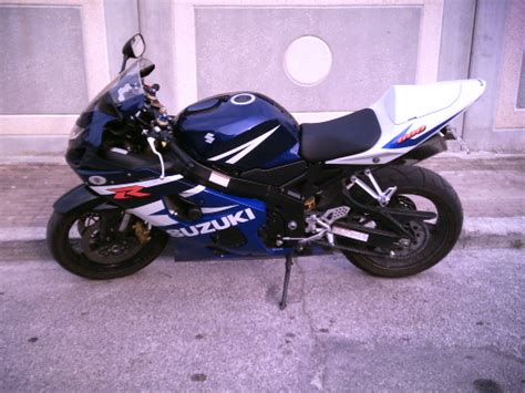 Suzuki Gsx600r Scaduto Vendo Suzuki Gsx600r 2004 Optional 24999