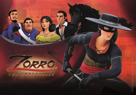zorro film 2017 zorro productions