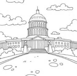 united states coloring pages national monuments