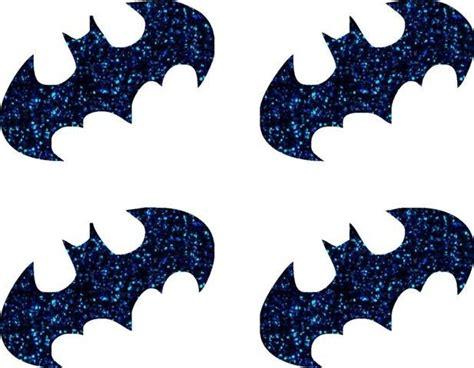 batman glitter tattoo quad batman 01 glitter tattoo stencil sheet of 4
