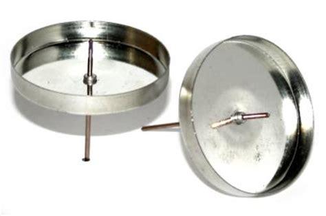kerzenuntersetzer adventskranz adventskranzstecker 45 mm silber eur 0 69 gt miroflor