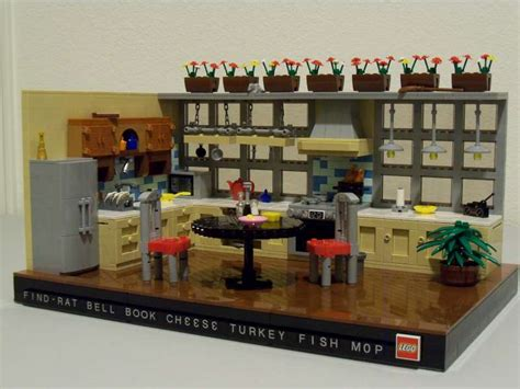 lego kitchen kitchen lego pinterest