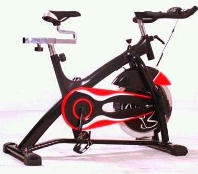 Sepeda Fitness Elliptical Crosstrainer Murah Tl 600e Bisa Cod sepeda statis spinning bike racing black bandung fitness