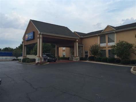 Comfort Inn Rock Arkansas by Comfort Inn I 40 East Rock Hotel Reviews