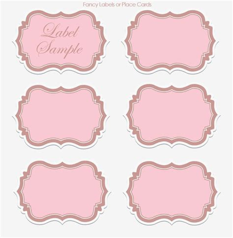 label templates wedding wednesday diy printable vintage