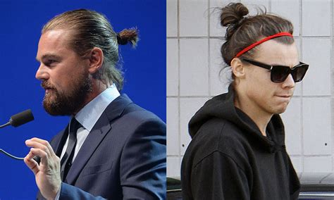 rambut gentleman man bun trend rambut pria saat ini gentleman indonesia