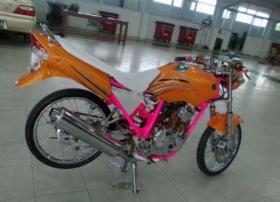 Lihat Foto Motor by 50 Foto Gambar Modifikasi Motor Yamaha New Scorpio Z