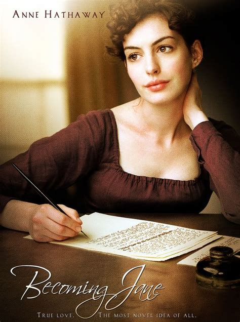 jane austen biography movie quot becoming jane quot a movie about 18th century english