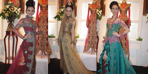 Blouse Brocade Furing 1 the kebaya for international pageants