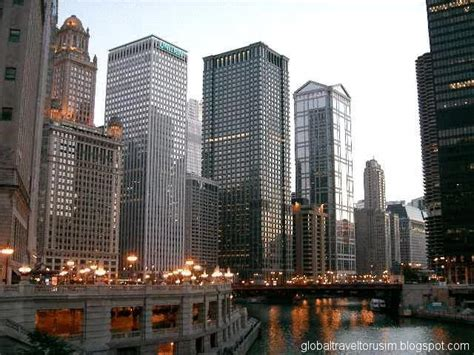 chicago il chicago illinois interesting visitor spot travel and tourism