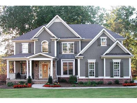 eplans craftsman house plan traditional yet bright and open 3054 square feet and 5 bedrooms
