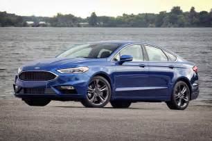 Ford Fusion Weight 2017 Ford Fusion V 6 Sport Drive Motor Trend
