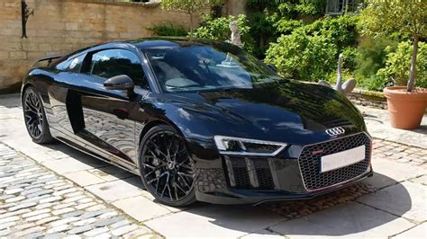 New Audi R8 by My Friend Bought A New Audi R8
