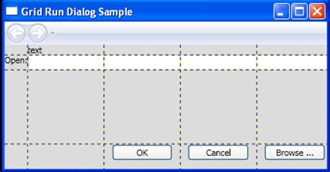 grid layout java2s layout controls with grid in code grid 171 windows