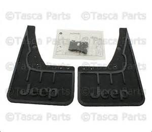 new mopar heavy duty front mud flaps splash guards 2006