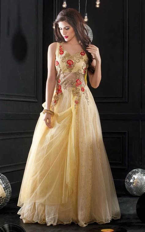 To Be Gown by Indian Gowns Dressed Up