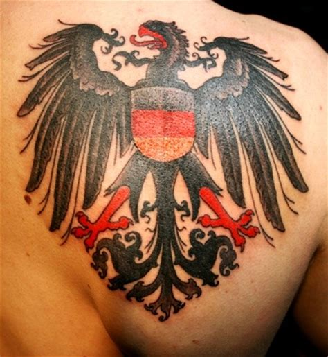 nazi eagle tattoo designs best 25 german ideas only on