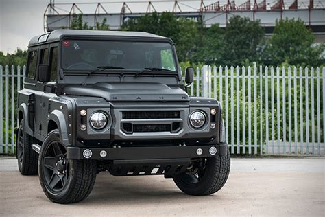 land rover defender 2016 khan land rover defender the end by kahn design hiconsumption