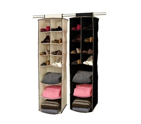 closet organization must 3 shelf 8 pocket closet - College Closet Organizers