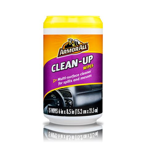 clean up wipes leather interior care armor all