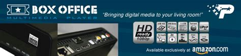 Box Office Meaning by Patriot Launches Box Office All In One Hd Media Player