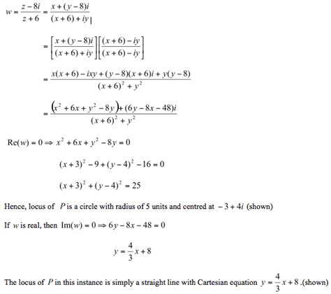 challenging math problem a challenging complex number problem with solution math