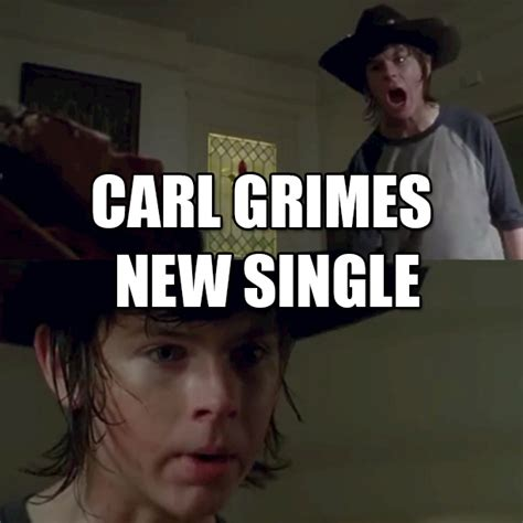 Carl Grimes Memes - quotes by grimes like success