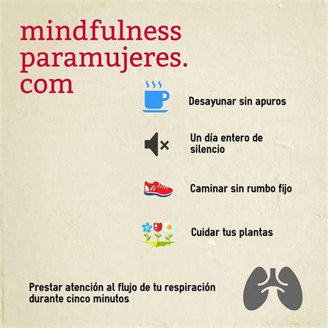 mindfulness en la vida mindfulness en la vida cotidiana infograf 237 a