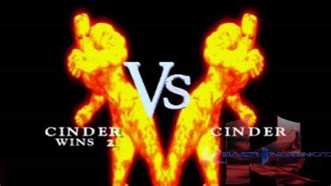 killer instinct themes killer instinct arcade cinder theme complete youtube
