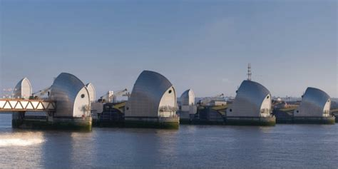 thames barrier article the thames barrier spur