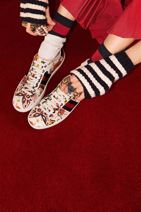 here s how you can shop the gucci garden capsule collection exclusive to gucci buro 24 7