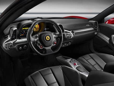 458 italia interni foto interni 458 italia