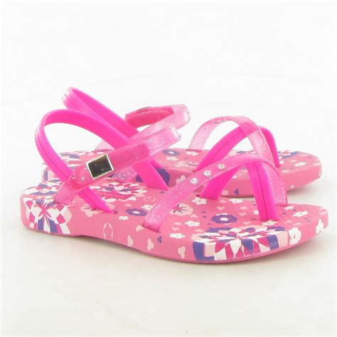 childrens jelly sandals ipanema jelly sandals in pink