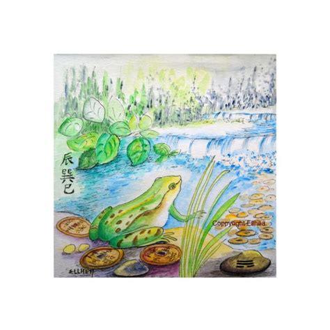 Tableau Feng Shui by Tableau Feng Shui La Grenouille Magique Pour La Richesse