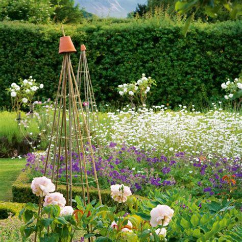 Country Flower Gardens Flower Garden Country Garden Design Idea Ideal Home