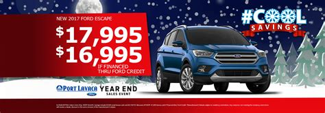 Port Lavaca Car Dealership by All New Specials Ford Cars Trucks And Suvs Port