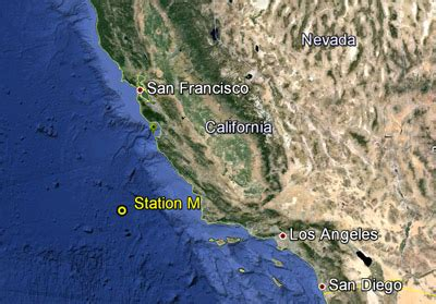 california map earth mbari feast and famine on the abyssal plain