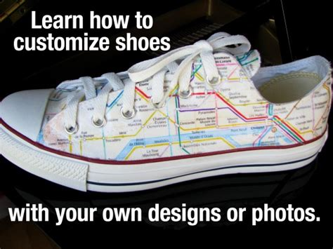how to customize shoes how to customize shoes with your own artwork style with