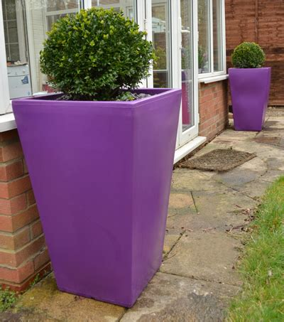 ecosure blooming marvelous cambridge purple large planter
