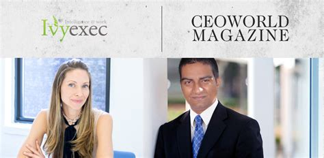 Ceo Magazine Mba Rankings 2016 by Ceoworld Magazine And Exec Announce Strategic