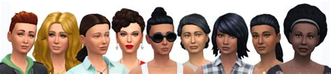 how can i get new hairstyles on sims freeplay sims 4 create a sim simcitizens